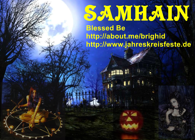 halloween, samhain